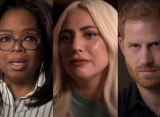 Oprah Winfrey and Lady GaGa Get Tearful in Prince Harry's Mental Health Docu-Series