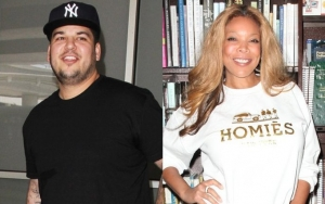 Rob Kardashian Responds to Wendy Williams' 'Slob' Diss: 'Bunch of Hot Air'