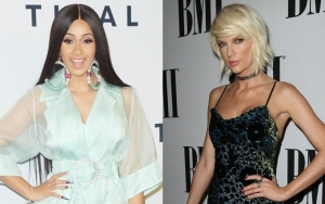 Cardi B Smashes Taylor Swift's Apple Record for Most-Streamed Album