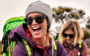Pics: Mandy Moore Gets New Tattoo to Commemorate Kilimanjaro Hike