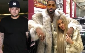'Furious' Rob Kardashian Begs Khloe to Split From Tristan Thompson Amidst Cheating Scandal