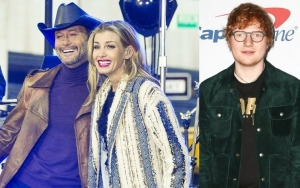 Tim McGraw and Faith Hill Back Ed Sheeran in Plagiarism Lawsuit
