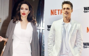 Report: Angelina Jolie Collapses Following Meltdown Over Brad Pitt Dating Rumor