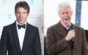 Dennis Quaid to Read Audiobook Version of Bill Clinton's Novel