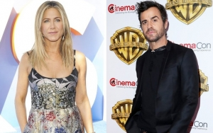 Jennifer Aniston and Justin Theroux Dodge Each Other at Jimmy Kimmel's Son's Birthday Bash