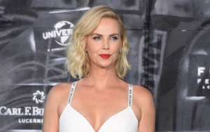 Charlize Theron Says Her Kids Are at 'War'