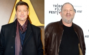 Brad Pitt to Produce Movie About Harvey Weinstein Sexual Scandal Expose