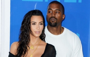 Kim Kardashian Talks About Kanye West's Tweets on 'Ellen Show'