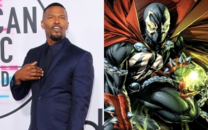 Jamie Foxx Eyed for Title Role in 'Spawn' Reboot