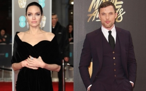 Angelina Jolie Reportedly Interested in 'Maleficent 2' Co-Star Ed Skrein