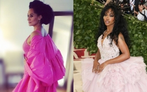 Tracee Ellis Ross Refused to Get Too Close to SZA at Met Gala - Here's Why
