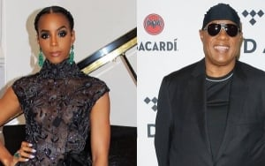 Kelly Rowland Celebrates Wedding Anniversary by Performing With Stevie Wonder