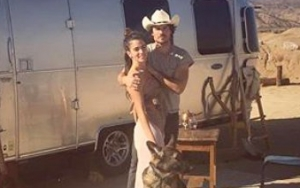 Ian Somerhalder Writes Heartfelt Note to Wife Nikki Reed On Mother's Day