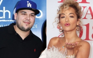 Rob Kardashian Drives Fans Wild After Showing Support for Ex Rita Ora