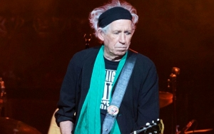 Keith Richards Urges People to 'Get Rid of Donald Trump'