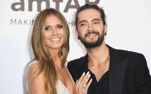 Heidi Klum and Tom Kaulitz Make Red Carpet Debut as a Couple at Cannes Film Festival