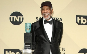 SAG Considers Stripping Morgan Freeman of Lifetime Achievement Award After Harassment Allegations