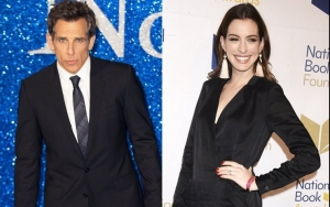 Ben Stiller and Anne Hathaway Join Stars on Red Nose Day