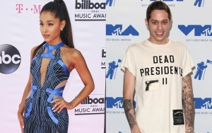 Ariana Grande and Pete Davidson Fuel Dating Rumors With Flirty Instagram Exchange