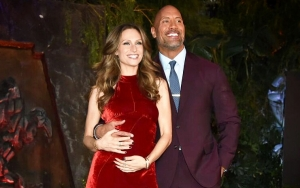 Dwayne Johnson Is Hands-on Daddy During Daughter's Birth