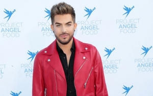 Adam Lambert Meets LGBT Youth in London
