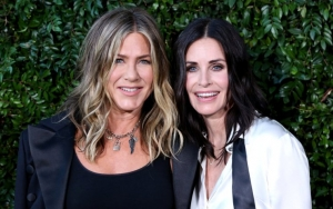 Jennifer Aniston to Serve as Maid of Honor at Courteney Cox's Wedding