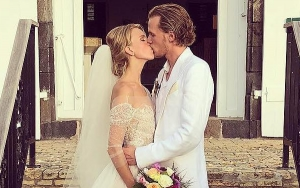 Paris Hilton's Brother Barron Gets Married in St. Barts