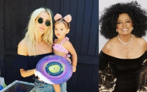 Ashlee Simpson Says Her Daughter Is Into Grandma Diana Ross