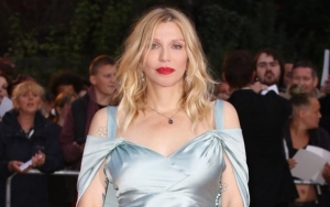 Courtney Love Accused of Stalking Former Son-In-Law's Baby Mama