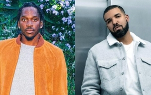 Pusha T Ready to End Drake Feud: 'It's All Over'
