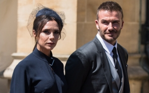 The Beckhams Donate Royal Wedding Outfits for Manchester Charity