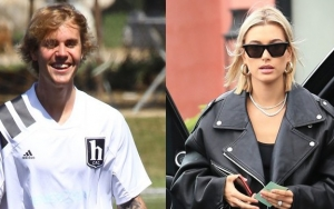 Justin Bieber and Hailey Baldwin Caught Getting Cozy In Florida