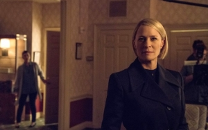Robin Wright Is the President in 'House of Cards' Season 6 First-Look Photos
