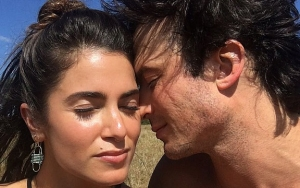 Ian Somerhalder and Nikki Reed Mourning the Death of Their Dog