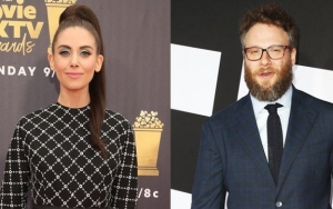 Alison Brie's Sister Accidentally Stole Seth Rogen's Phone at Golden Globes
