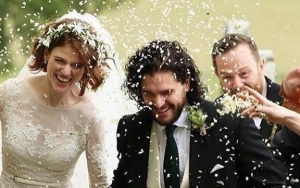 Kit Harington Marries 'Game of Thrones' Co-Star Rose Leslie