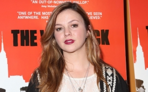 Amber Tamblyn Helps Husband David Cross Change After Racism and Sexism Allegations
