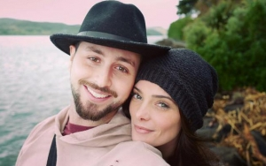 Ashley Greene Marries Paul Khoury in Outdoor Ceremony - See Her Sheer Wedding Dress