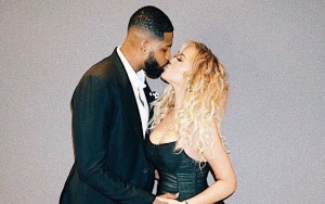 Tristan Thompson Praised by Khloe Kardashian for Taking Care of True While She's at Work