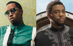 P. Diddy Says 'Black Panther' Was a 'Cruel Experiment'