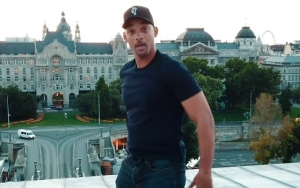 Video: Will Smith Shares His Extreme Version of Drake's 'In My Feelings' Challenge
