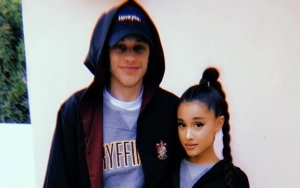 Ariana Grande Gets Herself Another Pete Davidson Tattoo