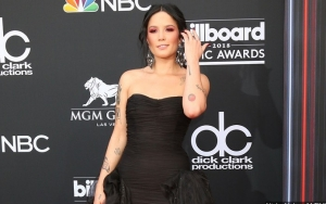Halsey Urges Fans Not to Sleep With Ex