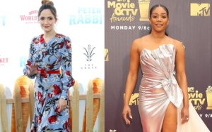 Rose Byrne to Befriend Tiffany Haddish in Comedy 'Limited Partners'