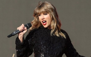 Taylor Swift Celebrates 'Delicate' Success After Getting Soaked at New Jersey Show
