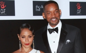 Jada Pinkett Smith Counters Will Smith's Troll With Sexy Pic