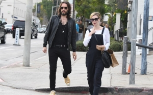 Russell Brand and Wife Laura Gallacher Welcome Second Child
