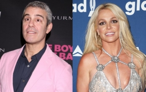 Andy Cohen Reacts to Britney Spears Forgetting His Name