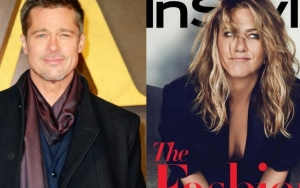 This Is How Brad Pitt Allegedly Reacts to Jennifer Aniston's InStyle Interview