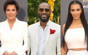 Kris Jenner Shades Tyson Beckford Amid His Feud With Kim Kardashian